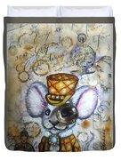 Mr. Mouse Duvet Cover
