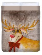 Mr Reindeer Duvet Cover