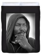 Mr Willie Brown Duvet Cover
