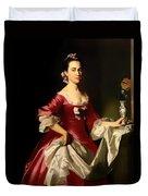 Mrs George Watson Duvet Cover