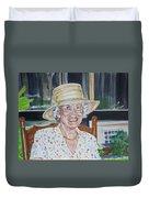 Mrs Spencer Duvet Cover