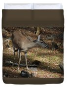 Ms Doe Duvet Cover