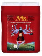 Ms. Magazine, 1972 Duvet Cover