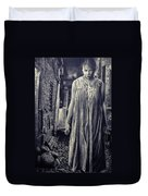 Mss Creepy Duvet Cover