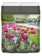 Msu Spring 19 Duvet Cover