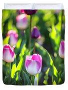 Msu Spring 2 Duvet Cover