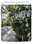Msu Spring 43 Duvet Cover