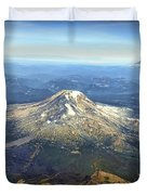 Mt. Adams In Washington State Duvet Cover