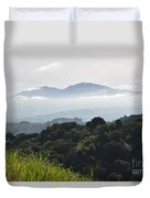 Mt. Diablo Duvet Cover