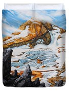 Mt. Hood Duvet Cover