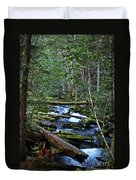 Mt Hood Wilds Duvet Cover