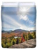 Mt. Joe, Adirondacks  Duvet Cover