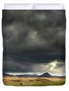 Mt Keilir, Iceland Duvet Cover