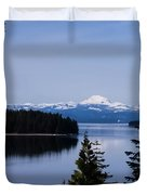 Mt Lassen 2 Duvet Cover
