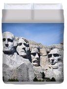 Mt Rushmore Duvet Cover