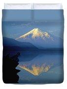 1m4907-h-mt. St. Helens Reflect H  Duvet Cover