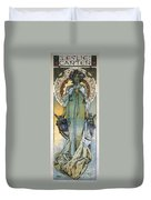 Mucha: Theatrical Poster Duvet Cover