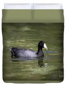 Mud Hen Duvet Cover