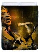 Muddy Waters Duvet Cover