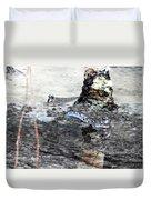Mudskippers Duvet Cover