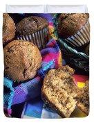 Muffins Duvet Cover