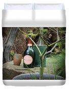 Mug Of Champagne Duvet Cover