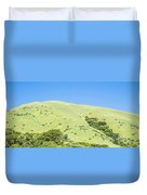 Muir Woods Forest Drive By Nature Near San Francisco Duvet Cover