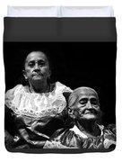 Mujeres Salvadorenas  Duvet Cover