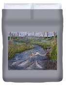 Mullet Creek Duvet Cover