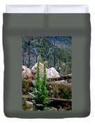Mullin On The Mountain Duvet Cover