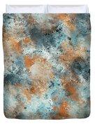 Multicolor Texture 001 Duvet Cover
