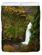 Multnomah Autumn Duvet Cover