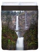 Multnomah Falls 3 Duvet Cover