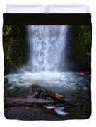 Multnomah Falls 5 Duvet Cover