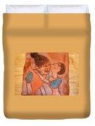 Mum 5 - Tile Duvet Cover