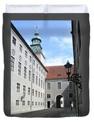 Munich Detail 8 Duvet Cover