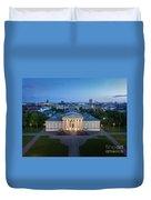 Munich Koenigsplatz Impressions Duvet Cover