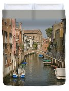 Murano Canal 4329 Duvet Cover