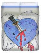 Murdered Soul Duvet Cover