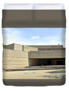Museo Rufino Tamayo Duvet Cover