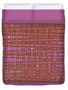 Mushroom # 7979 Abstract Duvet Cover