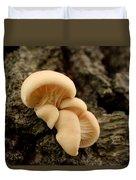 Mushroom Cluster Duvet Cover