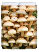 Mushroom Condo Duvet Cover