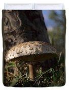 Mushroom II Duvet Cover
