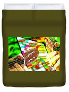 Music Creation Duvet Cover
