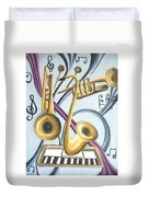 Music Duvet Cover