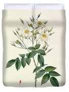 Musk Rose Duvet Cover