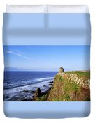 Mussenden Temple, Portstewart, Co Duvet Cover