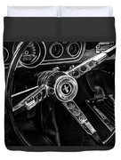 Mustang 329 Duvet Cover