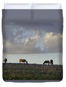 Mustang Group 17 Duvet Cover by Roger Snyder